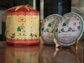 普洱茶(大树饼茶)图片