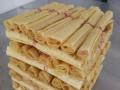 豆腐皮生产过程片段_会泽县贸变钞食品有限公司 (44215播放)