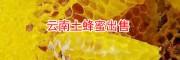 云南土蜂蜜客服是多少?