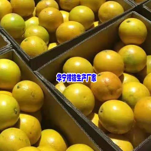 2018华宁柑桔分布区域_国家地理标志保护产品