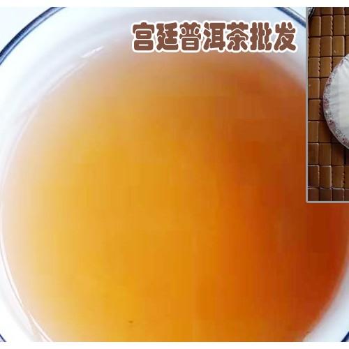 版纳勐海县宫庭普洱熟茶怎么样?
