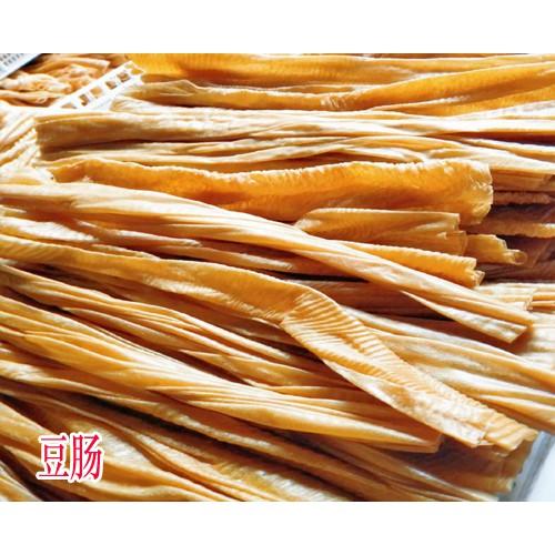 云南会泽豆腐皮,豆肠图片,豆肠怎么做好吃?