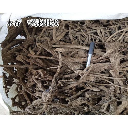 木香通常1亩能产500kg前后左右的干货