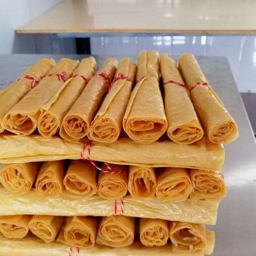 云南省豆腐皮工业园区,云南豆腐皮豆皮原料要求