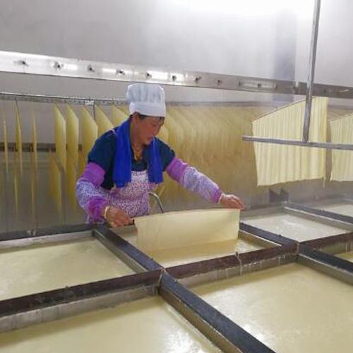 四川豆皮的做法大全(制作步骤)_四川麻辣豆腐皮的做法